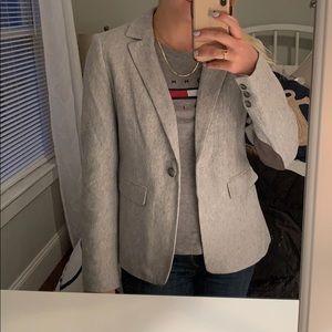 NWT Woven Loft Blazer Jacket